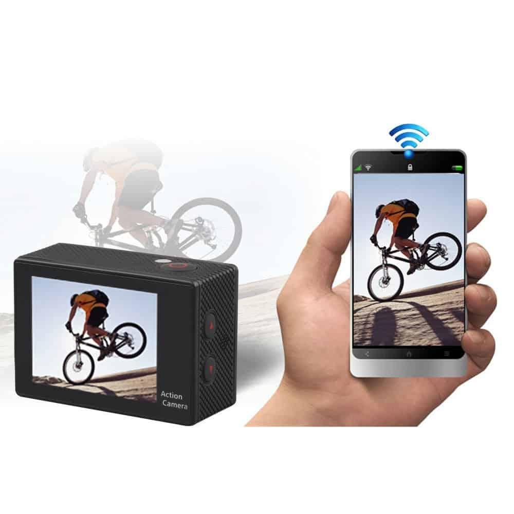 AKASO Action camera 1080 P sports camcorder