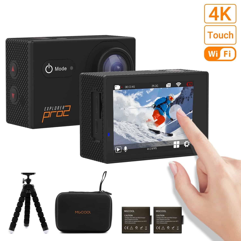 Mccool Pro2 Touchscreen action camera