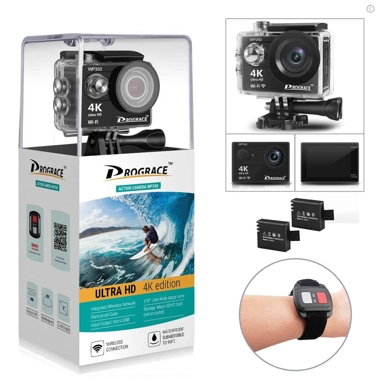 DROGRACE W350 sports DV Camera
