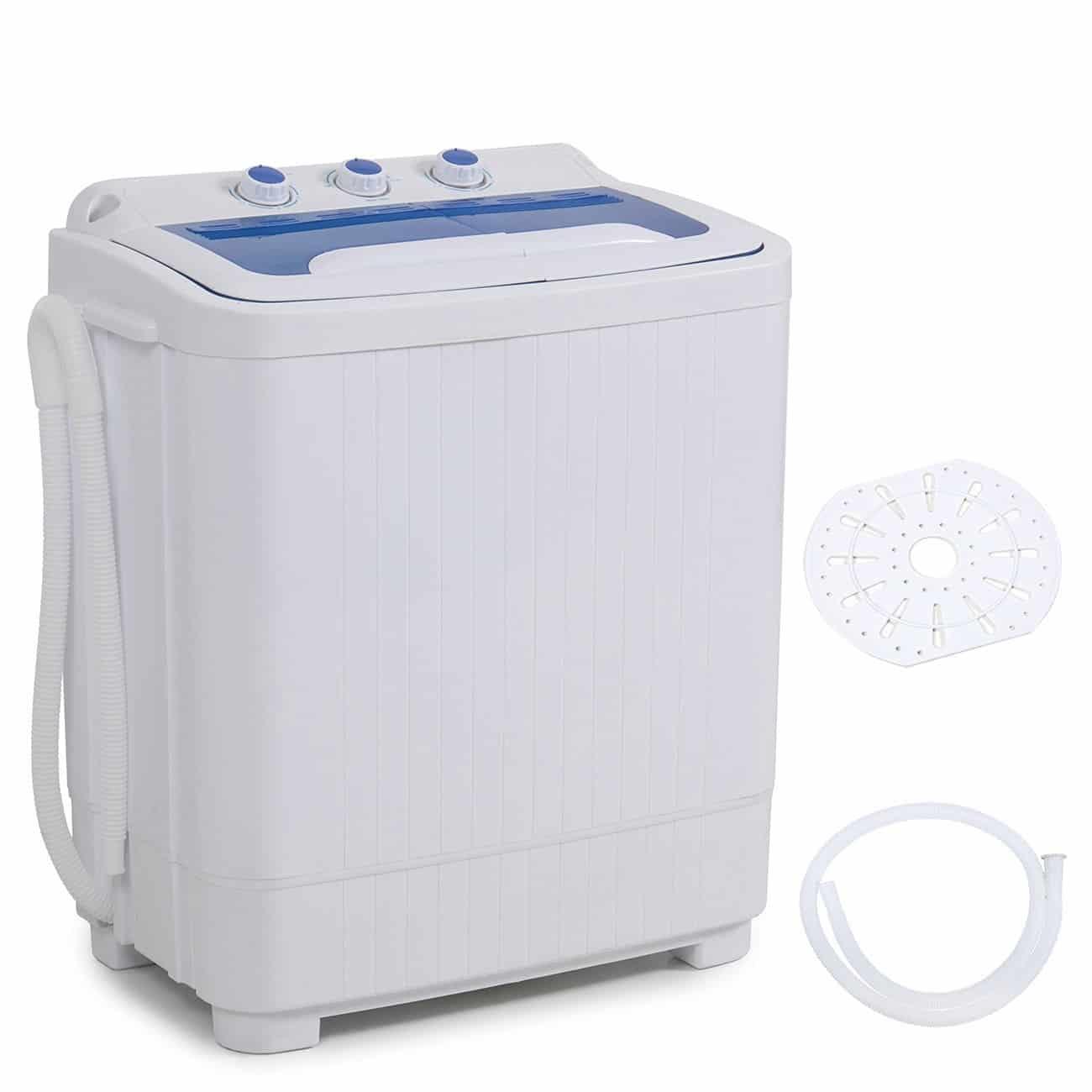 Della mini washing machine portable compact washer