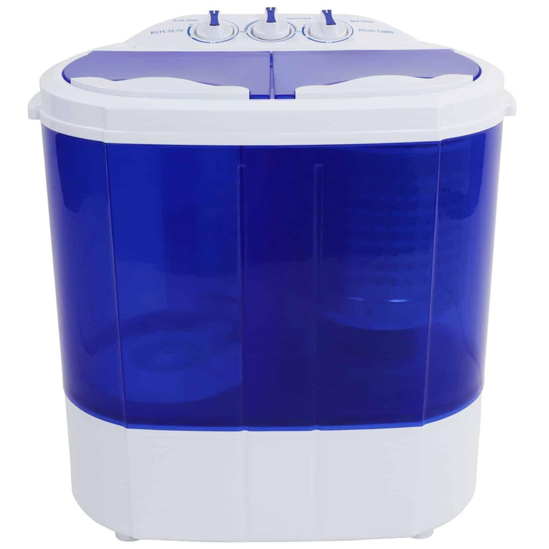 Rovsun Portable washing machine with twin tub